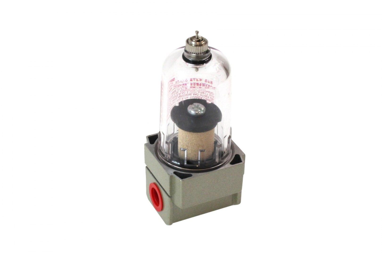 Oil catch tank 0.1L 6mm / 8mm / 10mm / 12mm Epman - GRUBYGARAGE - Sklep Tuningowy